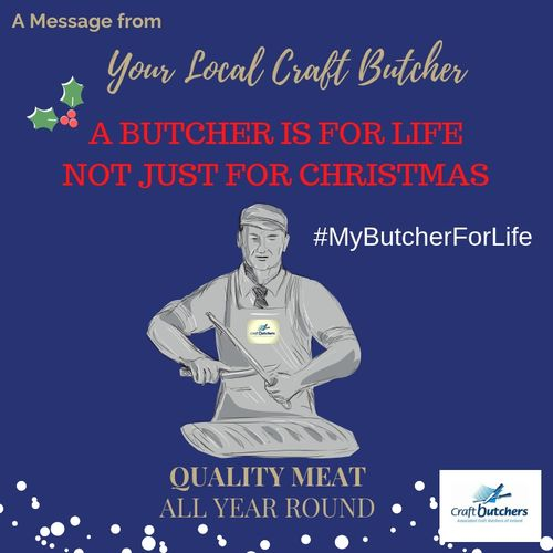 2019 A Butcher is for Life SM Post